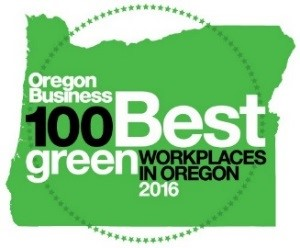Oregon Business 100 Best green workplaces in Oregon 2016