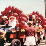 Parade in the 70s