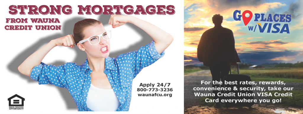 Strong Mortgages and Go Places With VISA