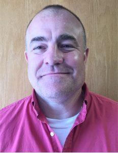 Jon Rimer is Wauna Credit Union's employee of the quarter