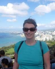 Sara in Hawaii