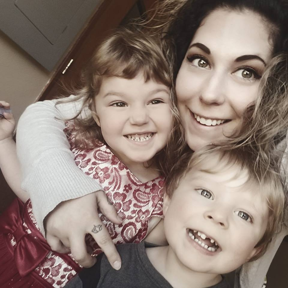 Sarah and Family