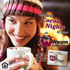 Cocoa nights of winter image