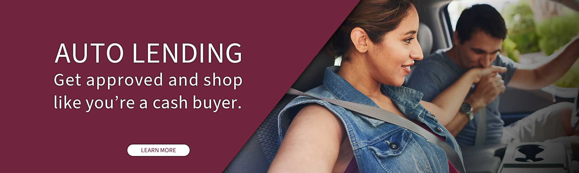 Link to auto lending