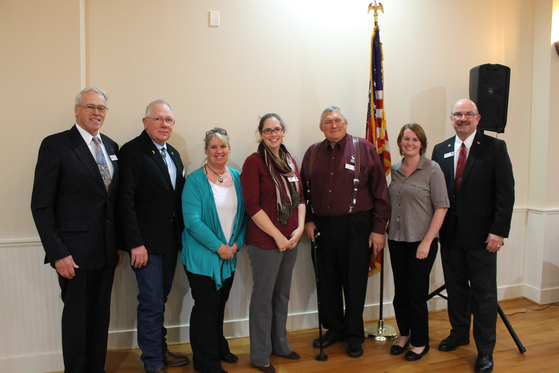 Wauna Credit Union's 2017 Board