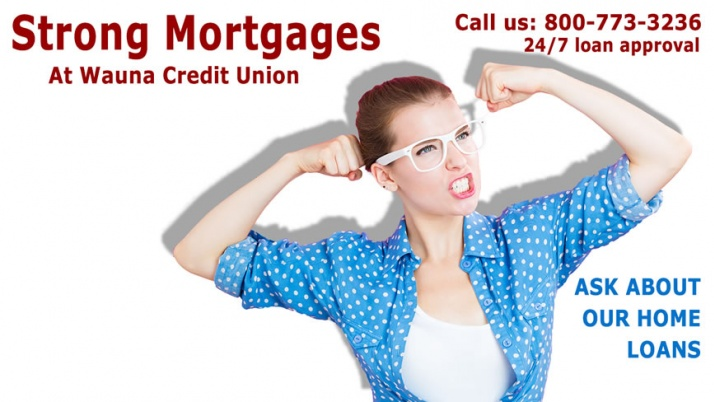 Strong Mortgages